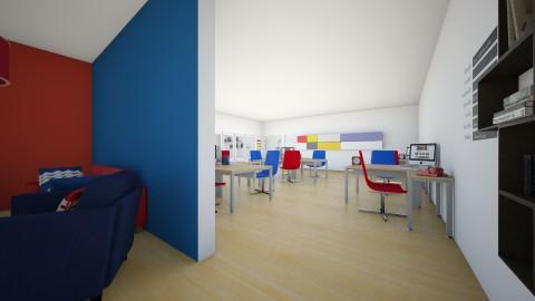 Stripe Headquarter - Office - by janicept