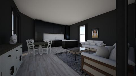 living room - Modern - Living room - by jasminklnbrg