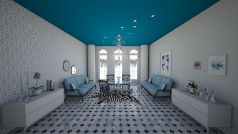 bly sky - Living room - by lyub