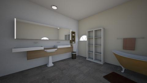 Private thoughts prt2 - Bathroom - by Indiadesigns