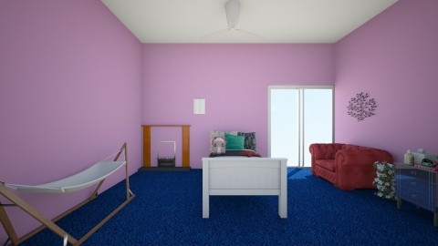 My sisters room - Minimal - Kids room - by LRK designs