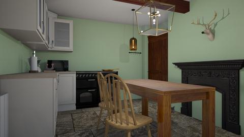 kitchen norm - Kitchen - by DaleRobb