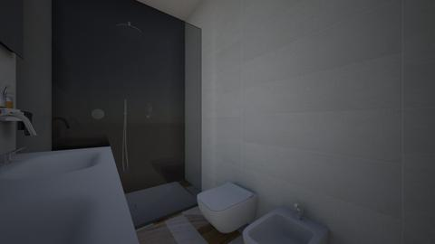 dom2 - Bathroom - by ELVI