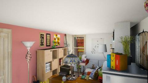 viable alternative - Dining room - by Gabriela Vaca Pliego
