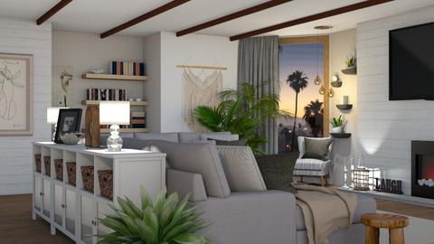 views - Living room - by boho_dreamer
