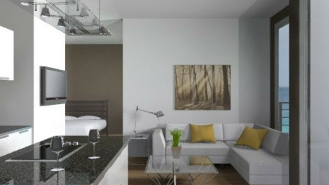 APT - Modern - Living room - by channing4