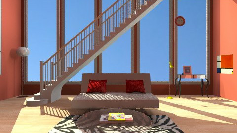 Minimalistic Den - Minimal - Living room - by mpy1999
