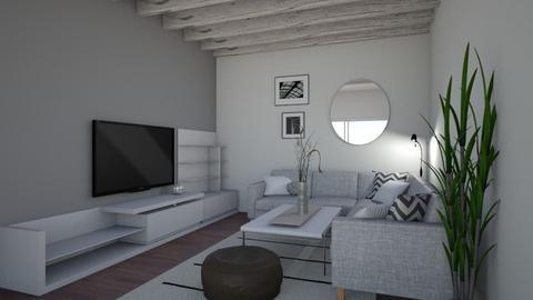 MI 07 - Living room - by i l o n a