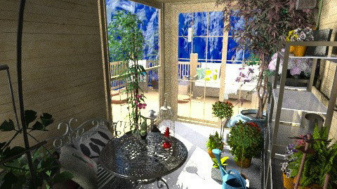 Planting room - Country - Garden - by johannab