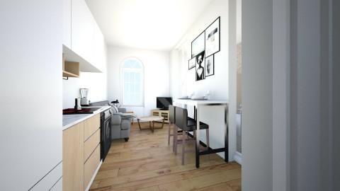 blab2ddd23 - Living room - by kesdorka