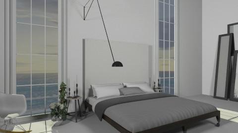 Bedroom - Minimal - Bedroom - by amandafern