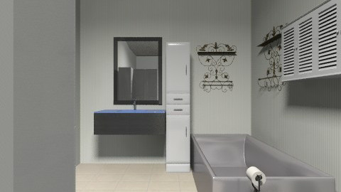 master bathroom - Country - Bathroom - by mhillyer