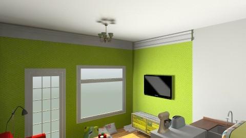 AP Living Room 1 - Living room - by yellowsubmarine