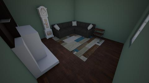 living room - Classic - Living room - by cheetahlover05