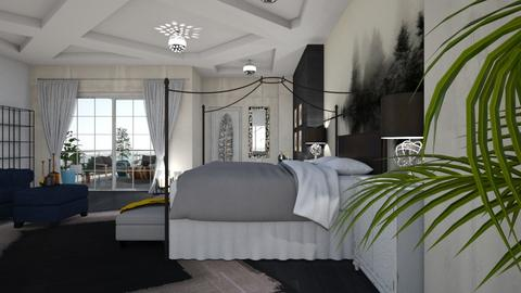 Eclectic Bedroom - Bedroom - by matina1976