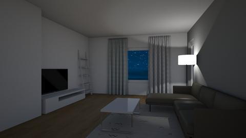 bil - Living room - by ippie