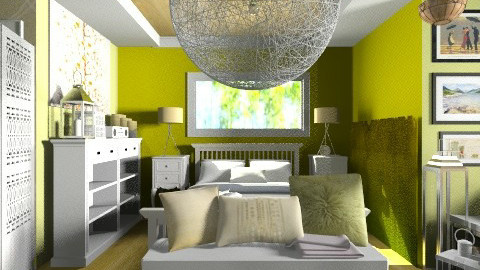 Teen Room Of My Dreams9 - Modern - Bedroom - by anicka94