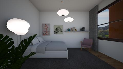 Old pink - Feminine - Bedroom - by Twerka