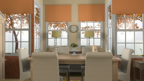 cupcake - Country - Dining room - by trees designs