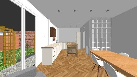 Kitchen Diner V2 - Kitchen - by chinamoomatt