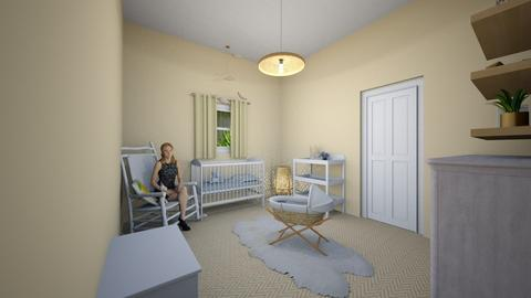 nursery - Kids room - by cclethbridge