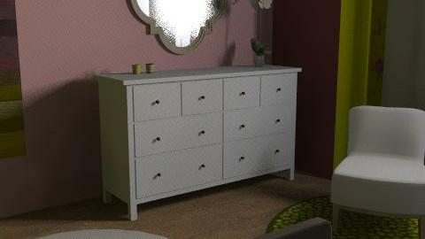 sp7d - Minimal - Bedroom - by blinkbot