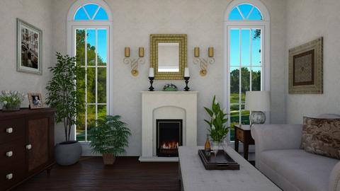Harrison - Living room - by VeroDale