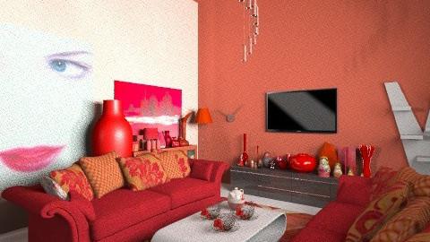 LVgreen - Modern - Living room - by littleghost