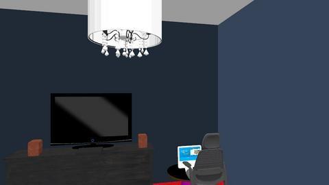 luke room  - Bedroom - by lukedace