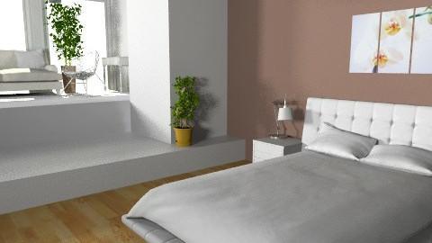 Minimal - Minimal - Bedroom - by monikica