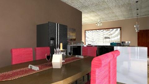 comodos3 - Eclectic - Kitchen - by izarochaa