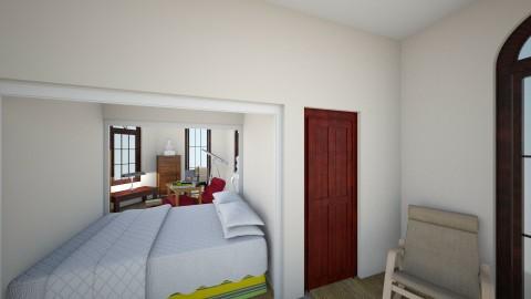 Monticello II - Bedroom - by EliasFaye