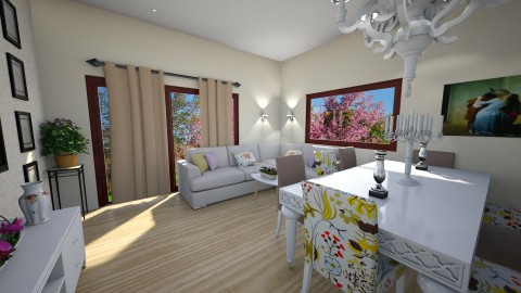 Sufra final2 - Living room - by brailescu