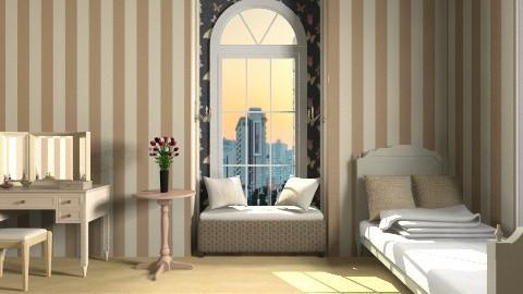 Neat vintage - Vintage - Bedroom - by Haecinta