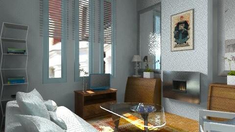 TT - Eclectic - Living room - by mrschicken