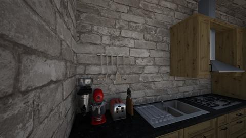 kitchen - Kitchen - by Starr123