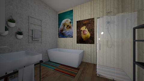 techniek sterre troost - Bedroom - by SterreTroost