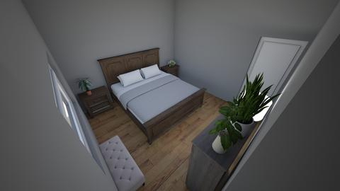 moms room - Bedroom - by cammiewicken