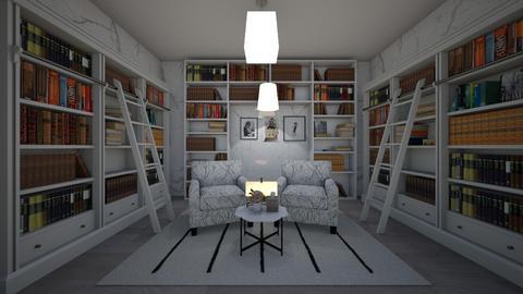 mansion 1 libary 1 - by guyciara87