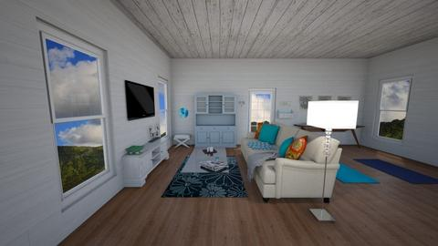 R and R - Living room - by MichaelAndAvery