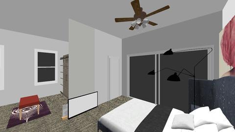 sisis - Bedroom - by JavierVidani