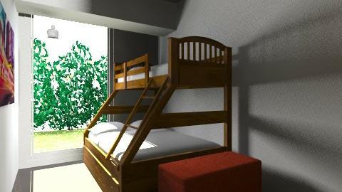 casa chica new  - Bedroom - by ARMIDA 1