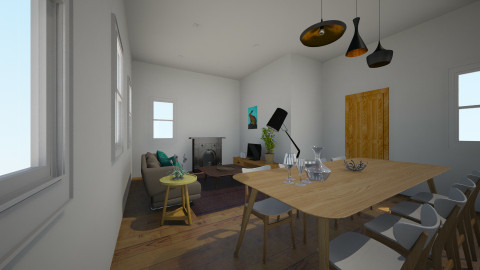 test - Living room - by jefjacobs