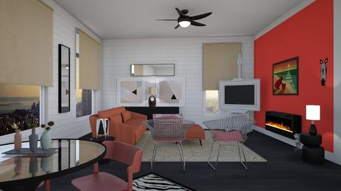Template 2019 living room - Modern - Living room - by Tree Nut