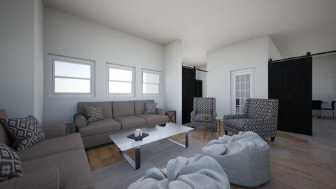 Ayse Eda House 1 Main F - Classic - Living room - by Designer11444