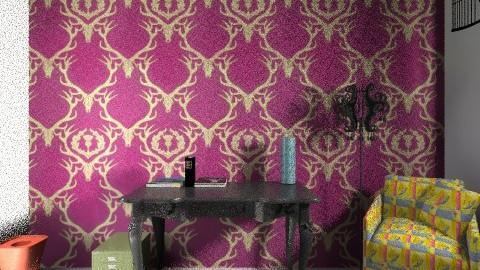 Apartment - Vintage - Bathroom - by NiaKiara