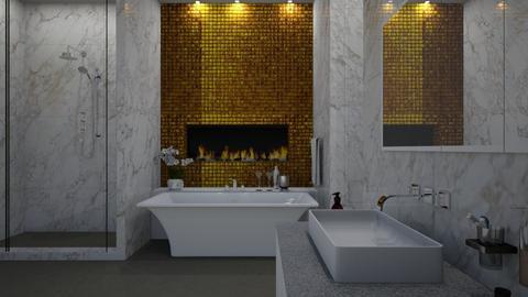 Bathroom Design 2 - Bathroom - by rickglassinteriors