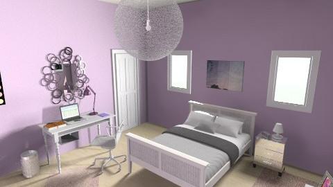 new room - Bedroom - by brownie99