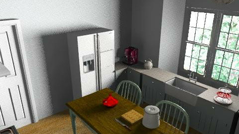 Kitchen idea new - Country - Kitchen - by nilou