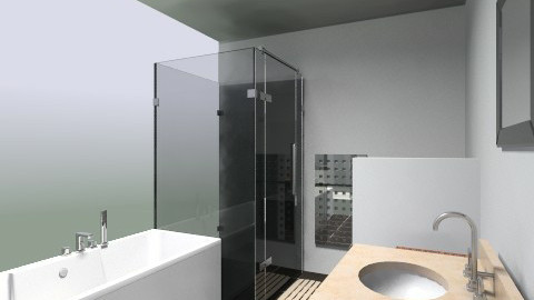 Rerum Novarumlaan 148 bad - Classic - Bathroom - by Maxximum Styles